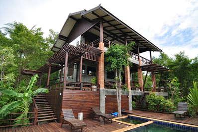 Salad Villa - Koh Phangan villa