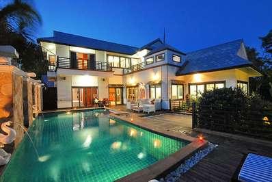 Samui Paradise Villa - Koh Samui villa