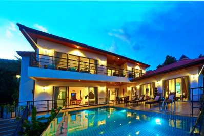Samui Sunrise Villa - Koh Samui villa