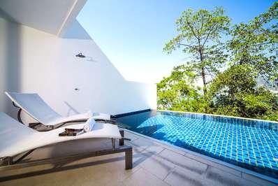 Seductive Sunset Villa Patong A5 - Phuket villa