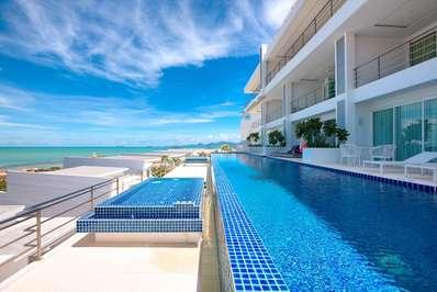 Serene Penthouse - Koh Samui villa