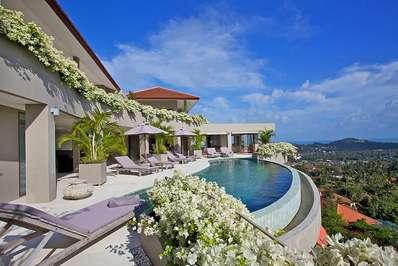 Summitra Panorama Villa - Koh Samui villa