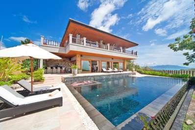 Summitra Villa - Koh Samui villa