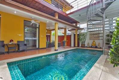 Sunny Villa - Pattaya villa