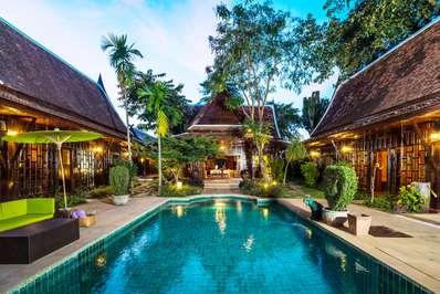 Ta Chang Villa - Chiang Mai villa