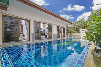 Thammachat Alese - Pattaya villa