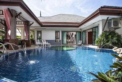 Thammachat P2 Laima - Pattaya villa
