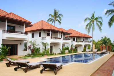 The Gardens - Koh Samui villa
