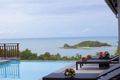 The Peak - Koh Samui villa