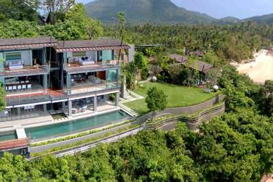 The View - Koh Samui villa