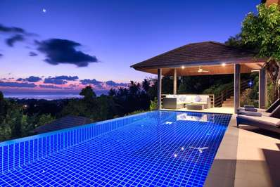 Baan Sunset Heights - Koh Samui villa