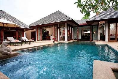 Bang Tao Bali Villa - Phuket villa