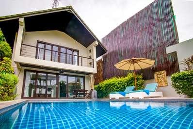 Villa Chok - Koh Samui villa