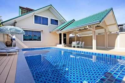 Villa Enigma - Pattaya villa