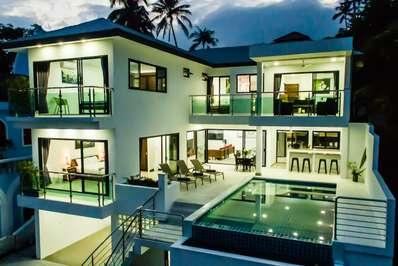 Villa Jasmin - Koh Samui villa