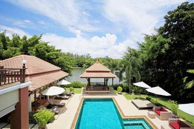 Laguna Waters - Phuket villa