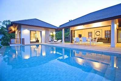 Manadala - Koh Samui villa