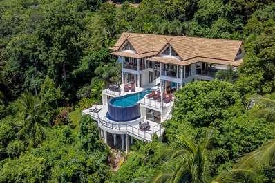Villa Maphraaw - Koh Samui villa
