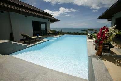 Villa Ocean View - Koh Samui villa