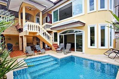 Villa Patiharn Khao Talo - Pattaya villa