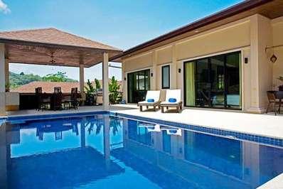 Villa Phailin Talay - Phuket villa