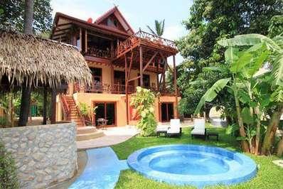 Serenity Lodge - Koh Phangan villa