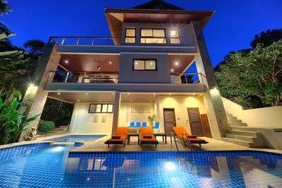 Villa Seven Swifts - Koh Samui villa