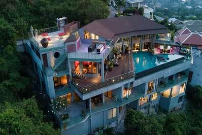 Villa Skyfall - Koh Samui villa