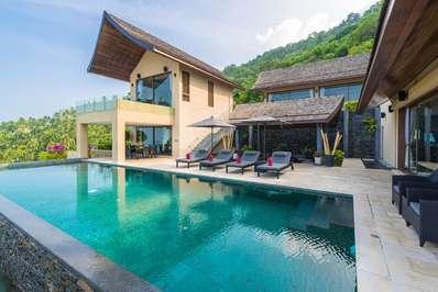 Villa Tiga - Koh Samui villa