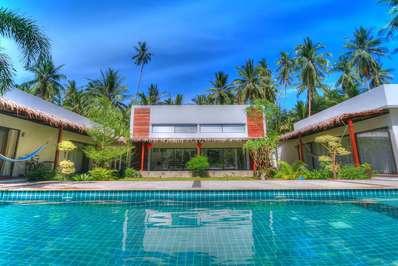 Ziva Villa - Koh Phangan villa
