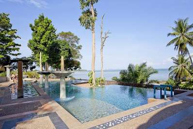 Krabi Beachfront Oceanside Suite - Krabi villa