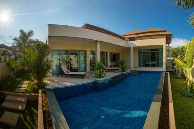 Villa Badas - Phuket villa