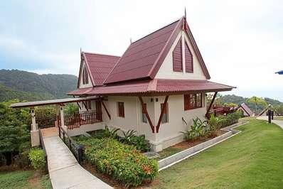 Baan Kiaow - Krabi villa
