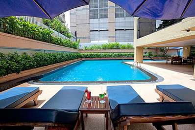 Sala Daeng Deluxe Suite 605 - Bangkok villa