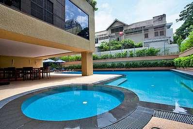 Sala Daeng Designer Suite - Bangkok villa