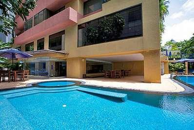 Sala Daeng Deluxe Suite 1207 - Bangkok villa
