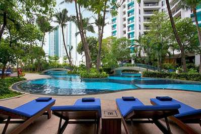 Sathorn 1 Bedroom Suite - Bangkok villa