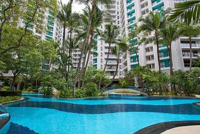 Sathorn 3 Bedroom Suite - Bangkok villa