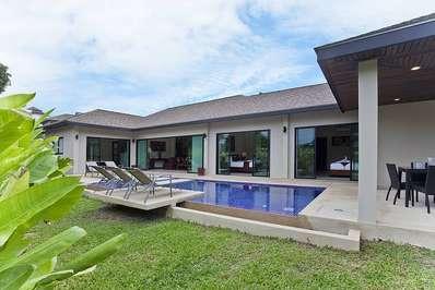 Tub Tim Villa - Phuket villa