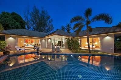 Lipa Talay Haa - Koh Samui villa