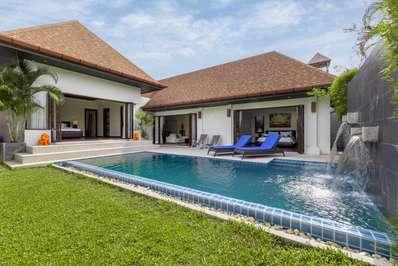 Villa Ilahi - Phuket villa