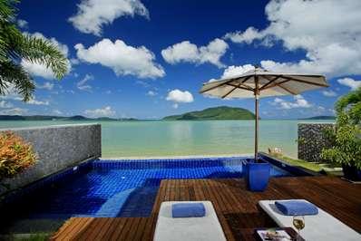 Serenity Grand Seaview Suite - Phuket villa