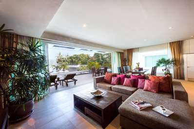 Serenity Grand Seaview Suite - Phuket villa