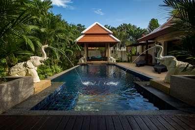 Villa Pagai - Phuket villa