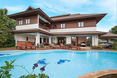 Lanna Karuehad Villa B - Chiang Mai villa