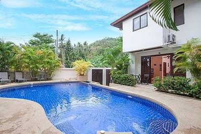 Wan Hyud Villa No.201 - Koh Samui villa