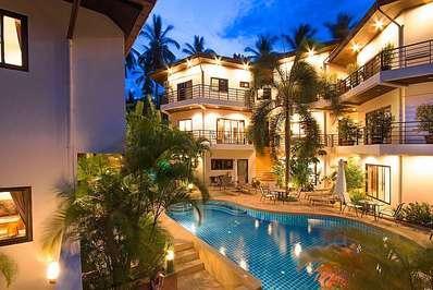Wan Hyud Villa No.204 - Koh Samui villa