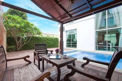 Villa Modernity A - Pattaya villa