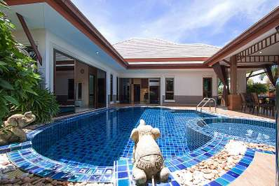 Thammachat Victoria II - Pattaya villa