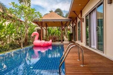 Villa Buton - Phuket villa